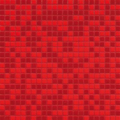 Bisazza Mosaico Opus Romano Mixes 12mm Fuoco Tile & Stone