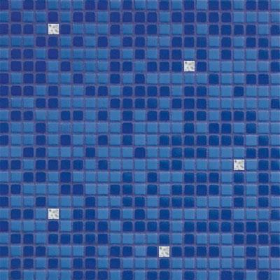 Bisazza Mosaico Opus Romano Mixes with Gold 12mm Ada Oro Tile & Stone