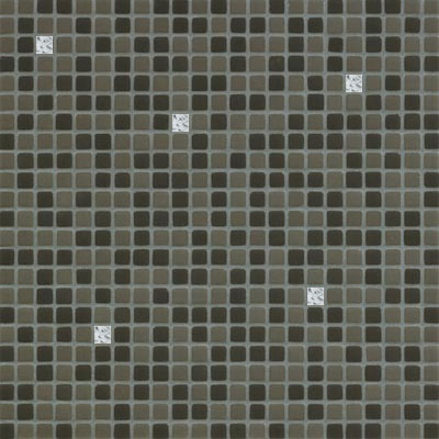 Bisazza Mosaico Opus Romano Mixes with Gold 12mm Ancilla Oro Tile & Stone