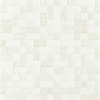 Bisazza Mosaico Pearl Collection 20 Ghiaccio Plus Tile & Stone