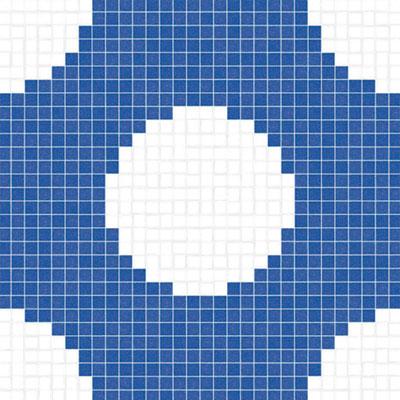 Bisazza Mosaico Piscine - Swimming Pools Corfu Tile & Stone