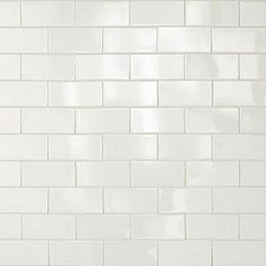 Casa Dolce Casa Maiolica 3 x 6 Bianco Tile & Stone