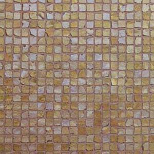Casa Dolce Casa Vetro Metalli Mosaic Oro Tile & Stone
