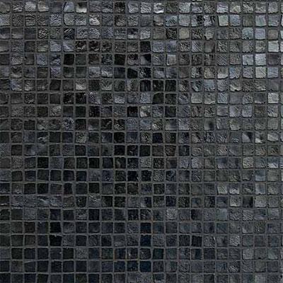 Casa Dolce Casa Vetro Neutra Mosaic Lux Carbone Tile & Stone