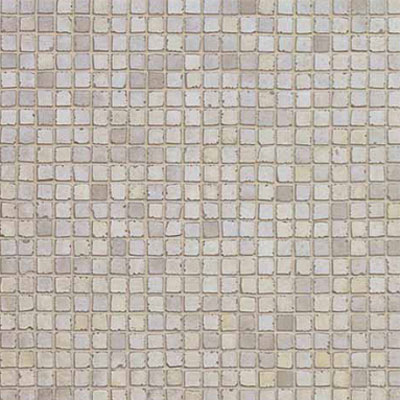Casa Dolce Casa Vetro Neutra Mosaic Lux Silver Tile & Stone