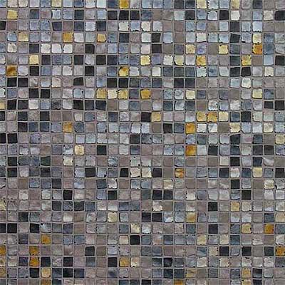 Casa Dolce Casa Vetro Melange Mosaic Scuro Tile & Stone
