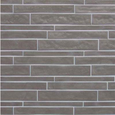 Casa Dolce Casa Vetro Neutra Listello Sfalsato Cemento Tile & Stone