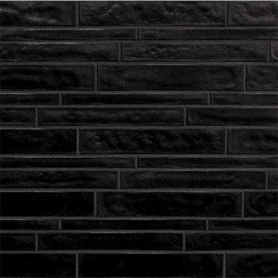 Casa Dolce Casa Vetro Neutra Listello Sfalsato Lux Carbone Tile & Stone