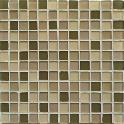 Casa Italia Crystal-C Trasparenze Frost Mosaic Forest (FORESMA-N) Tile & Stone