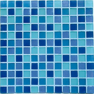 Casa Italia Crystal-C Trasparenze Frost Mosaic Sky (SKYMA-N) Tile & Stone