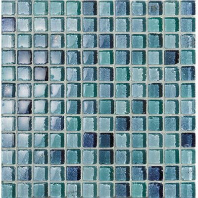 Casa Italia Fashion Mix Mosaic 1 x 1 Azzurro (MFSAZ232-N) Tile & Stone