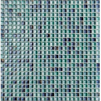 Casa Italia Fashion Mix Mosaic 1/2 x 1/2 Azzurro (MFSAZ1111-N) Tile & Stone