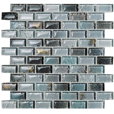 Casa Italia Fashion Mix Mosaic 1 x 2 Grigio (MFSGR234-N) Tile & Stone