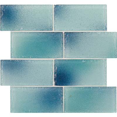 Casa Italia Fashion Mix 3 x 6 Azzurro (03800024) Tile & Stone