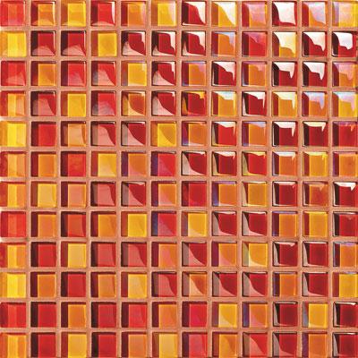 Casa Italia Metallica Mix Mosaic Arancio Metallica (MMT5AR23-N) Tile & Stone
