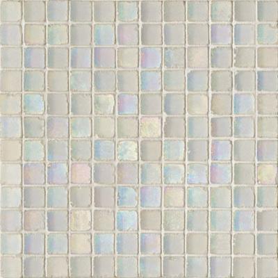 Casa Italia Metallica Satin Mix Mosaic Bianco (MMT7BIA2U) Tile & Stone