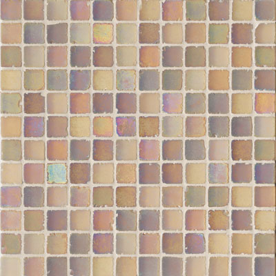 Casa Italia Metallica Satin Mix Mosaic Pesca (MMT10PC2U) Tile & Stone