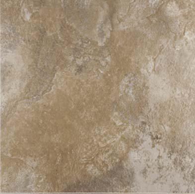 Chesapeake Flooring Alaska Glazed Ceramic Floor 18 x 18 Klondike Tile & Stone