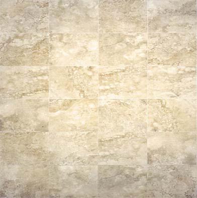 Chesapeake Flooring Digital Travertine Ceramic Floor 16 x 24 Ivory Tile & Stone
