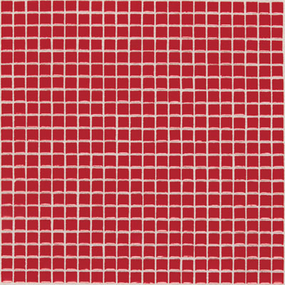 Daltile Athena Mosaics Solid 12 x 12 Cherry Red Tile & Stone