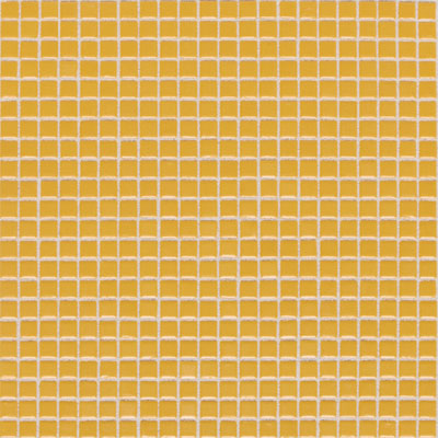 Daltile Athena Mosaics Solid 12 x 12 Mustard Tile & Stone