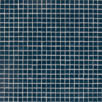 Daltile Athena Mosaics Solid 12 x 12 Navy Tile & Stone
