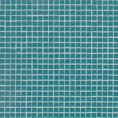 Daltile Athena Mosaics Solid 12 x 12 Ocean Blue Tile & Stone