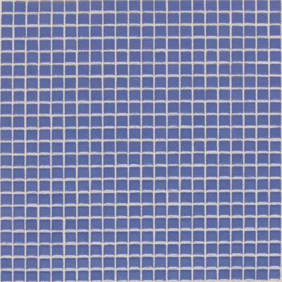 Daltile Athena Mosaics Solid 12 x 12 Periwinkle Tile & Stone