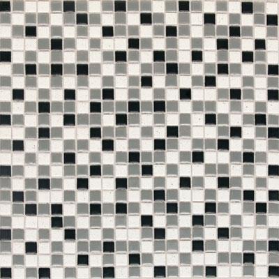 Daltile Athena Mosaics Blends 12 x 12 Iron Gate Tile & Stone