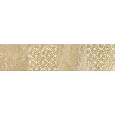Daltile Ayers Rock Deco 3 x 13 Golden Ground Tile & Stone