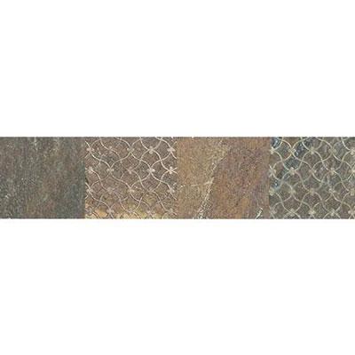 Daltile Ayers Rock Deco 3 x 13 Rustic Remnant Tile & Stone