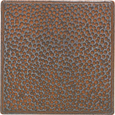 Daltile Castle Metals Wrought Iron Hammered Insert Tile & Stone
