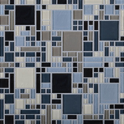 Daltile Circuit 12 x 12 Mosaic Lento Tile & Stone