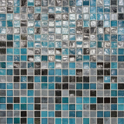 Daltile City Lights Glass Mosaic Rio Tile & Stone