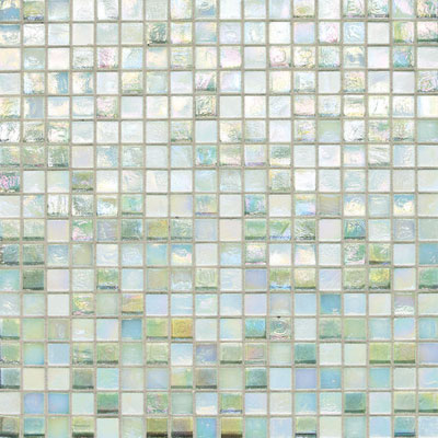Daltile City Lights Glass Mosaic St. Moritz Tile & Stone