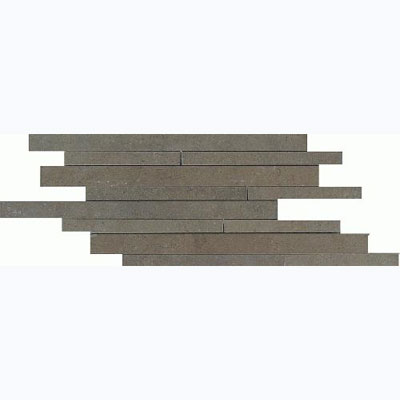 Daltile City View 9 x 18 Brick Joint Downtown Nite Random Linear Tile & Stone