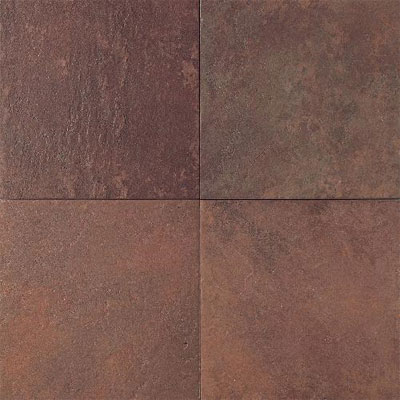 Daltile Continental Slate 6 x 6 Indian Red