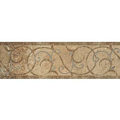 Daltile Cortona Accent 4 x 13 Mediterranean Sand Tile & Stone