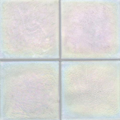 Daltile Cristallo Glass 4 x 4 Aquamarine Tile & Stone
