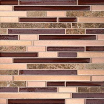 Daltile Endeavors Mosaic 5/8 x Random Tambura Tile & Stone