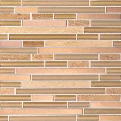 Daltile Endeavors Mosaic 5/8 x Random Sitar Tile & Stone