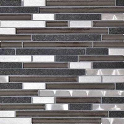 Daltile Endeavors Mosaic 5/8 x Random Zen Tile & Stone