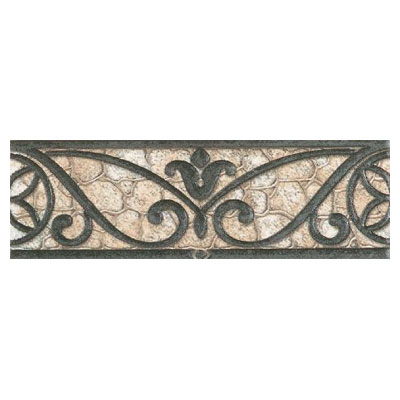 Daltile Fashion Accents Classics Wrought Iron Beige Tile & Stone