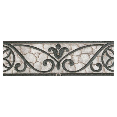Daltile Fashion Accents Classics Wrought Iron Grey Tile & Stone