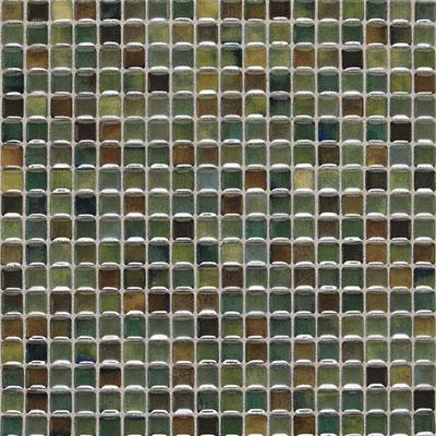 Daltile Fashion Accents Illumini 5/8 x 5/8 Mosaic F010 Meadow Tile & Stone