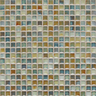 Daltile Fashion Accents Illumini 5/8 x 5/8 Mosaic F011 Lake Tile & Stone