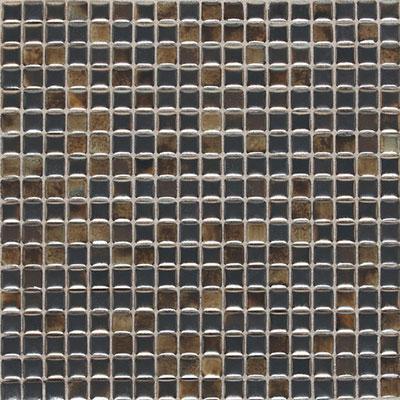 Daltile Fashion Accents Illumini 5/8 x 5/8 Mosaic F012 Umber Tile & Stone