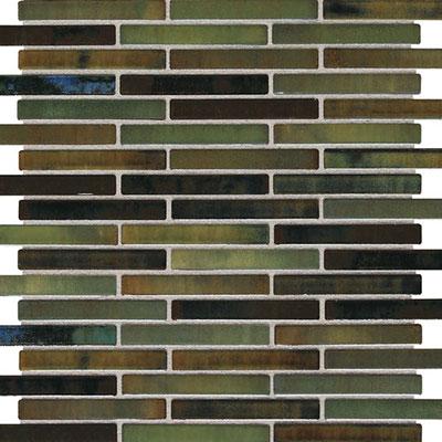 Daltile Fashion Accents Illumini 5/8 x 3 Mosaic F014 Meadow Tile & Stone