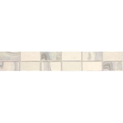 Daltile Fashion Accents Provincial F001 Convex White Swirl Tile & Stone