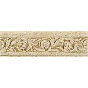 Daltile Fashion Accents Romanesque FA93 Flora Travertine Tile & Stone